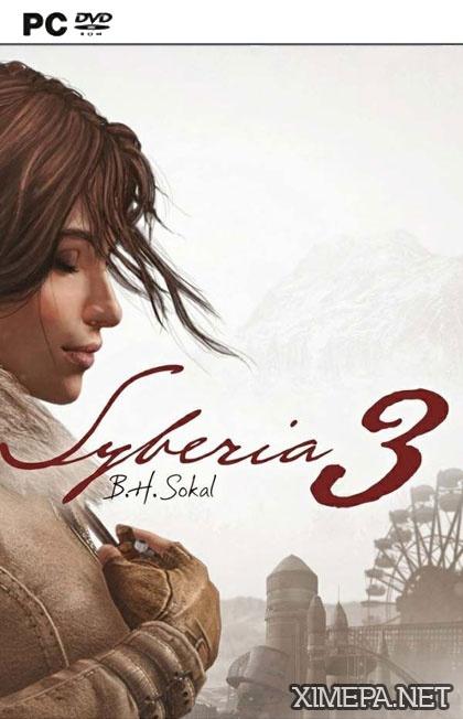 постер игры Скачать игру Syberia 3: Deluxe Edition