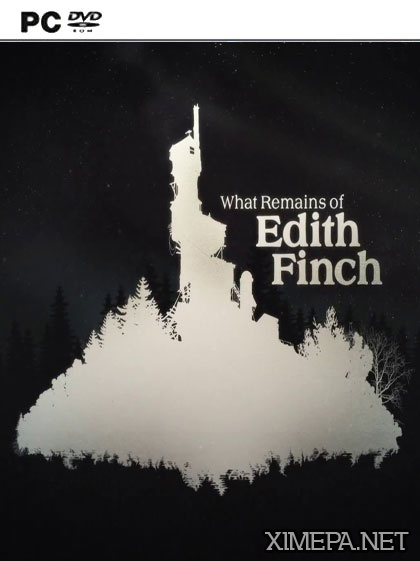 постер игры What Remains of Edith Finch