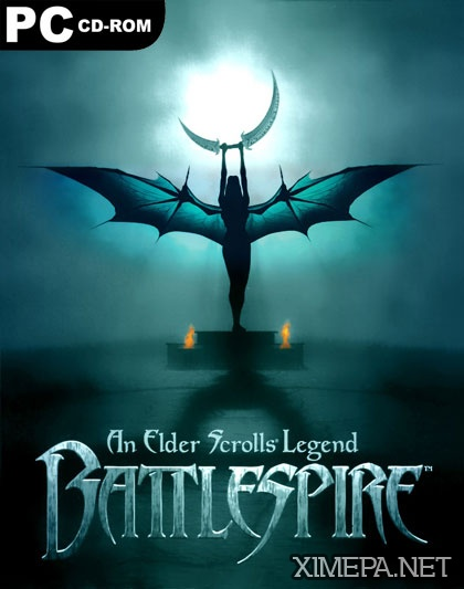 постер игры An Elder Scrolls Legend: Battlespire