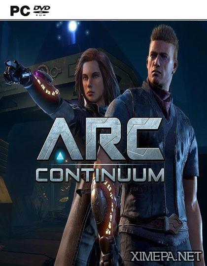 постер игры ARC Continuum