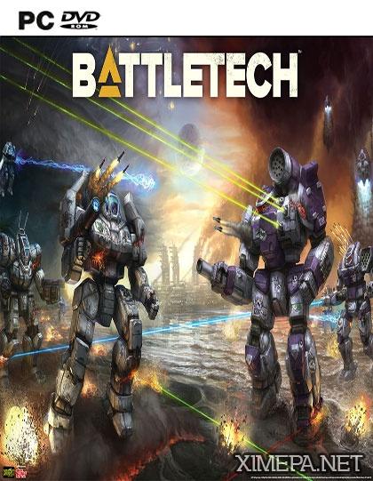постер игры BATTLETECH