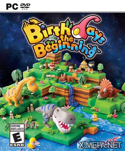 постер игры Birthdays the Beginning
