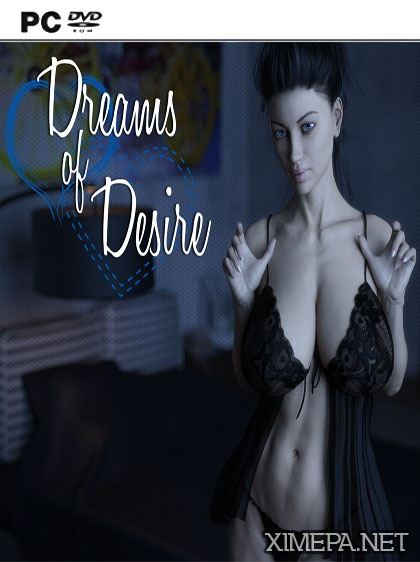 постер игры Dreams of Desire: Episode
