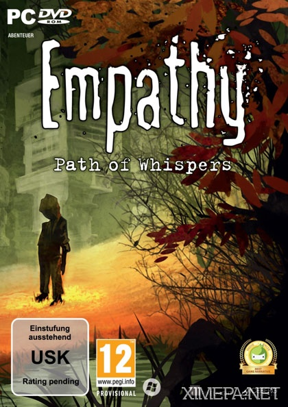 постер игры Empathy: Path of Whispers