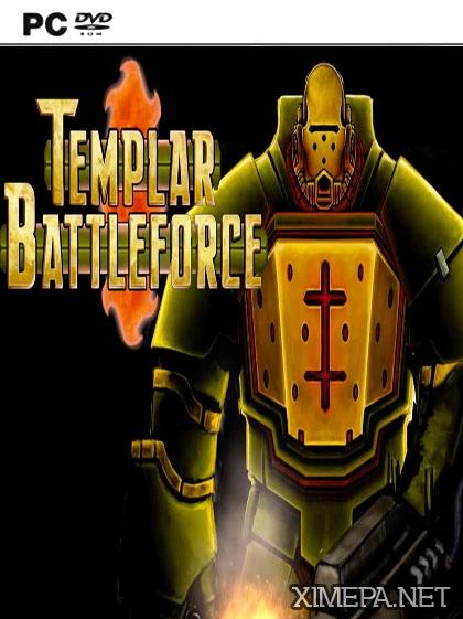 постер игры Templar Battleforce