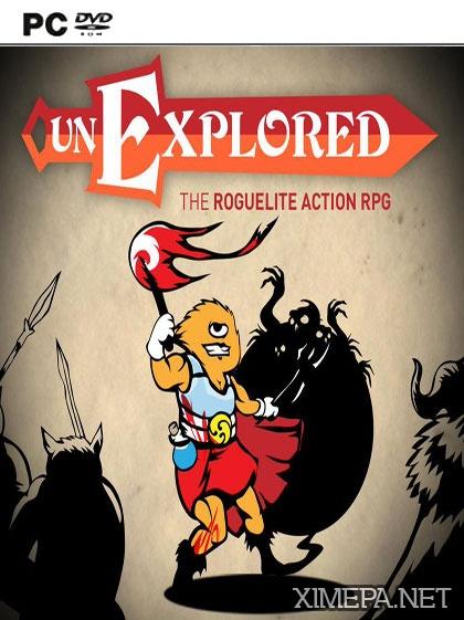 постер игры Unexplored