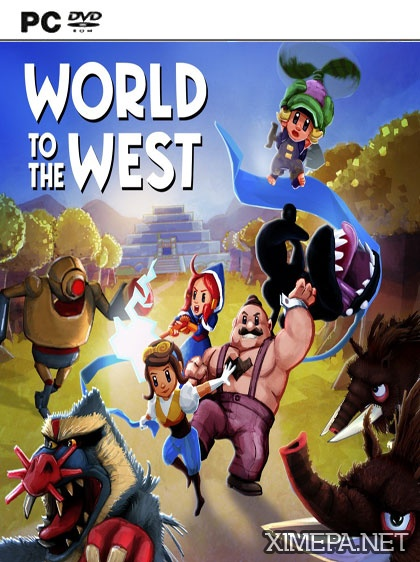 постер игры World to the West
