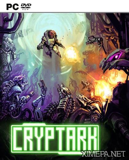 постер игры CRYPTARK