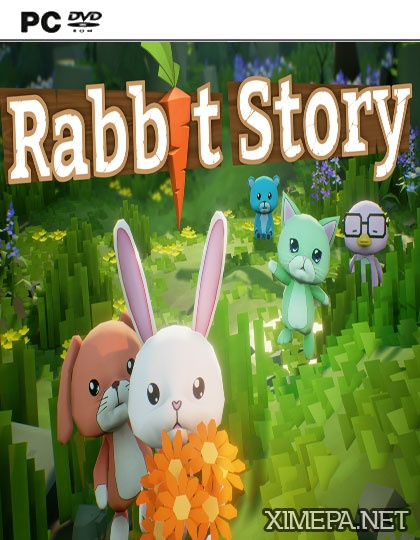 постер игры Rabbit Story
