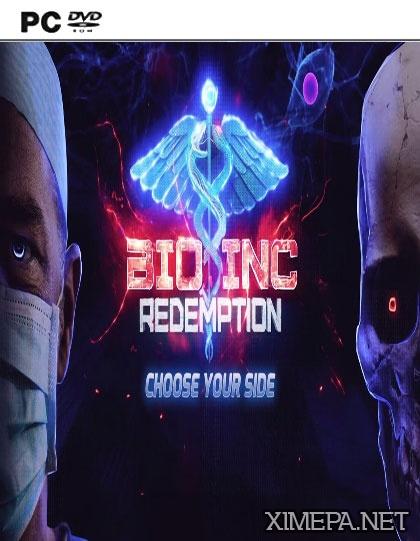 постер игры Bio Inc. Redemption