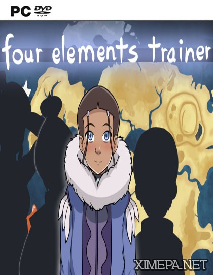 постер игры Four Elements Trainer