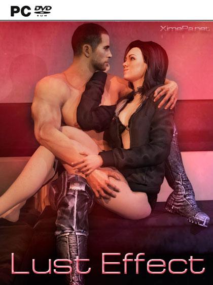 постер игры Lust Effect