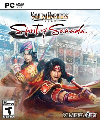 постер игры Samurai Warriors: Spirit of Sanada