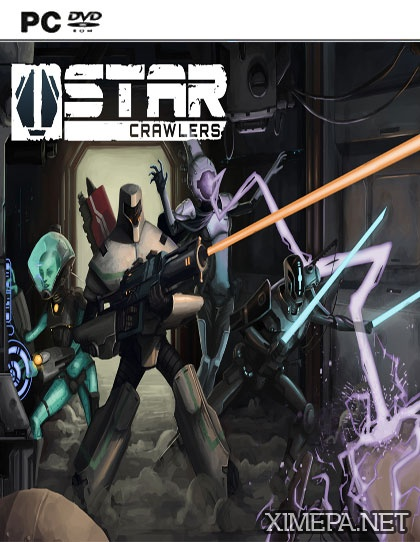 постер зрелище StarCrawlers