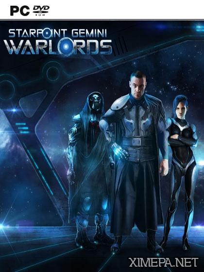 постер игры Starpoint Gemini Warlords