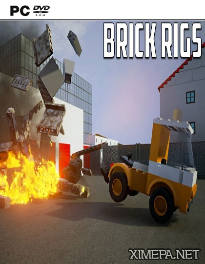 постер зрелище Brick Rigs
