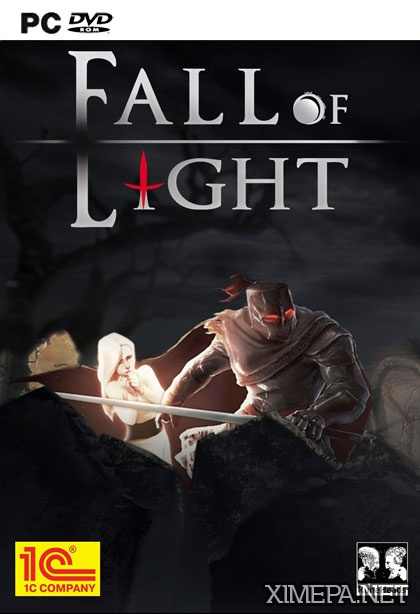 постер игры Fall of Light