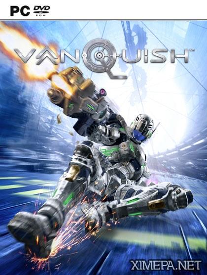 постер игры Vanquish