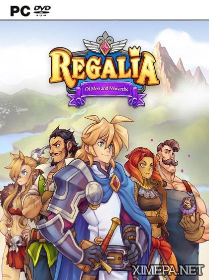 постер игры Regalia: Of Men and Monarchs