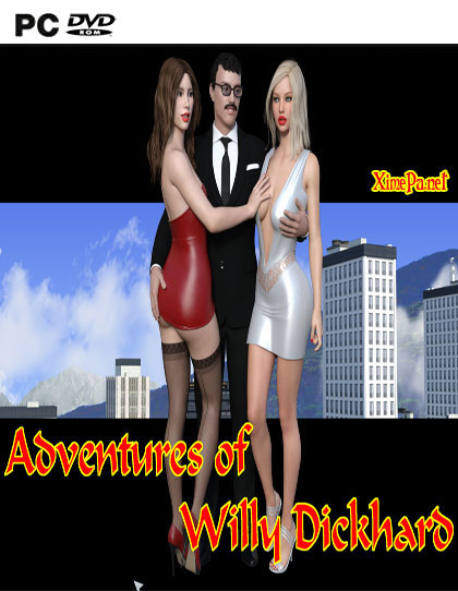 постер игры Adventures of Willy D.
