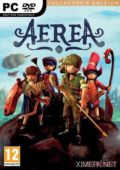 постер игры AereA