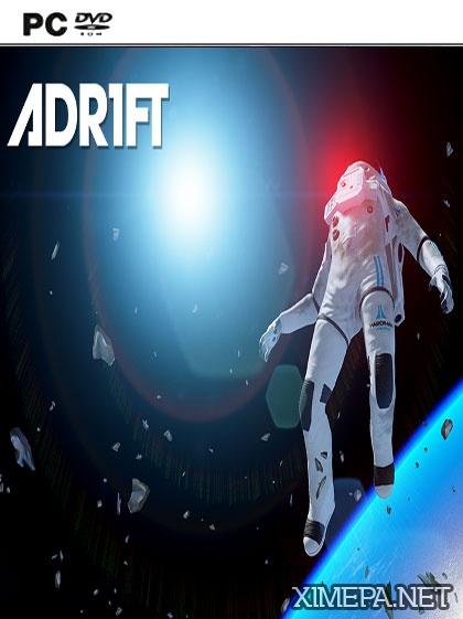 постер зрелище Adr1ft