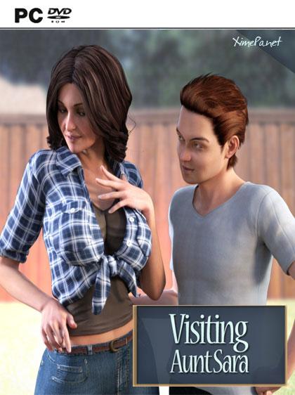 постер игры Visiting Aunt Sara