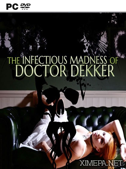 постер игры The Infectious Madness of Doctor Dekker