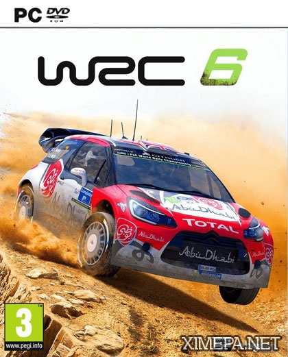 постер зрелище WRC 0 FIA World Rally Championship