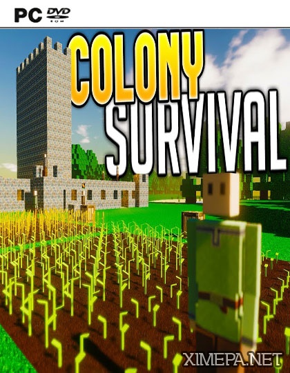 постер игры Colony Survival