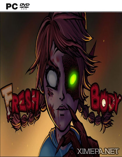 постер игры Fresh Body