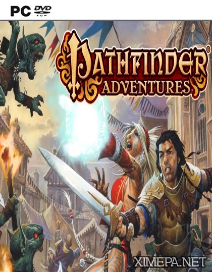 постер игры Pathfinder Adventures