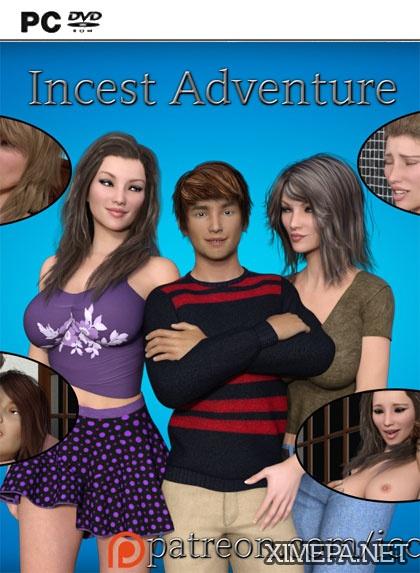 постер зрелище Incest Adventure / Приключение не без; инцестом