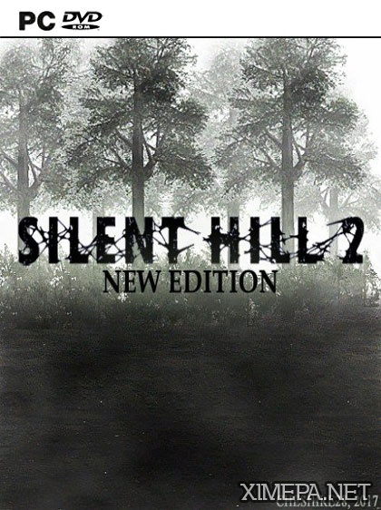 постер зрелище Silent Hill 0 - New Edition