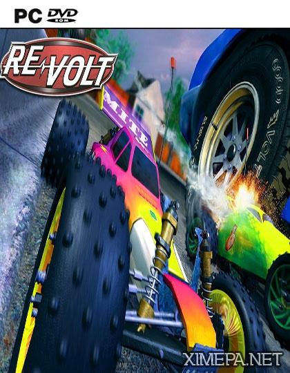 постер игры Re-Volt