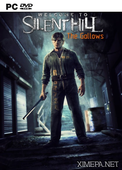 постер зрелище Silent Hill: The Gallows