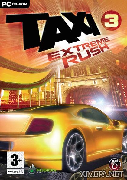 постер игры Такси 3: безумный экстрим