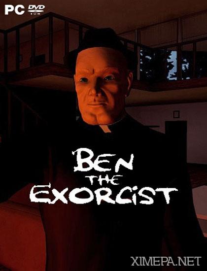 постер зрелище Ben The Exorcist