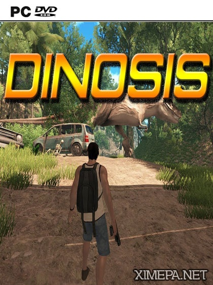 постер зрелище Dinosis Survival