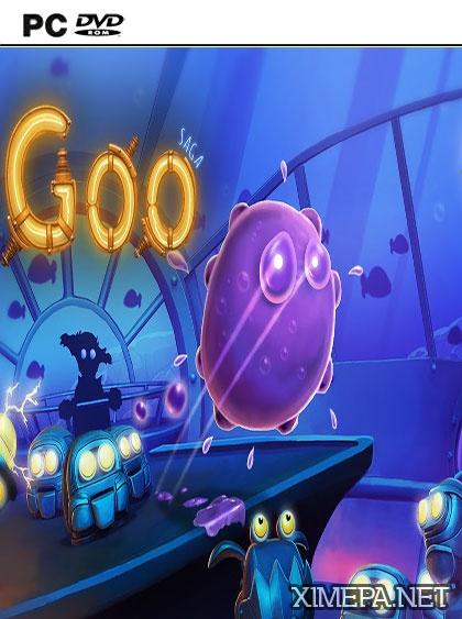 постер игры Скачать игру Goo Saga HD Edition