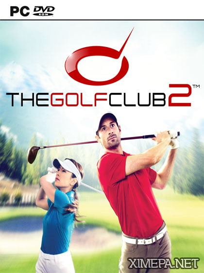 постер игры The Golf Club 2