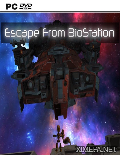 постер игры Escape From BioStation