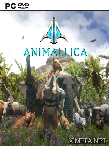 постер игры Animallica