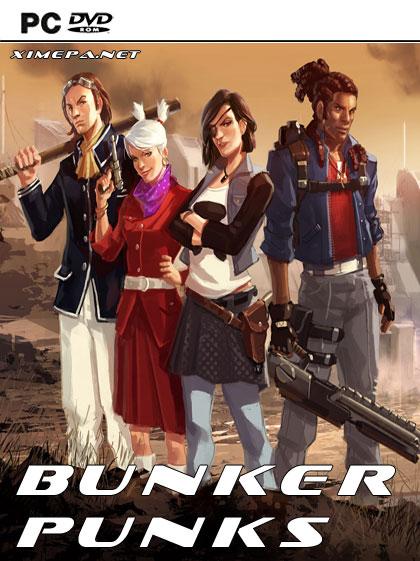 постер зрелище Bunker Punks