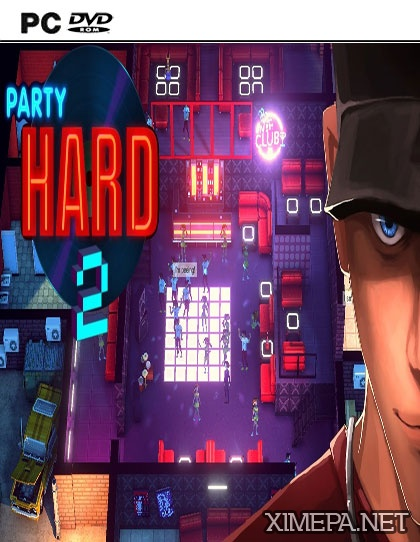 постер игры Party Hard 2