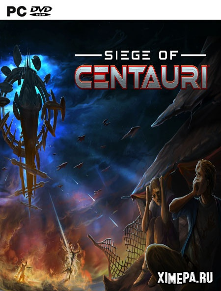 постер игры Siege of Centauri