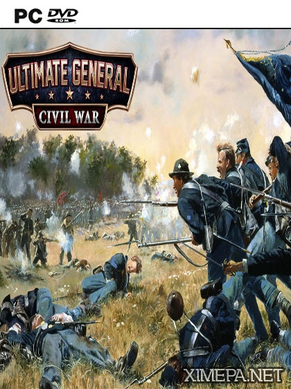 постер игры Ultimate General: Civil War