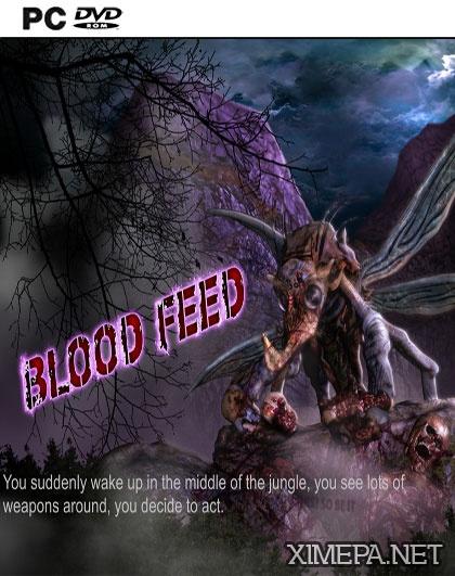 постер игры Blood Feed