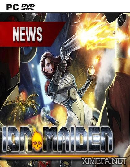 постер игры Ion Maiden