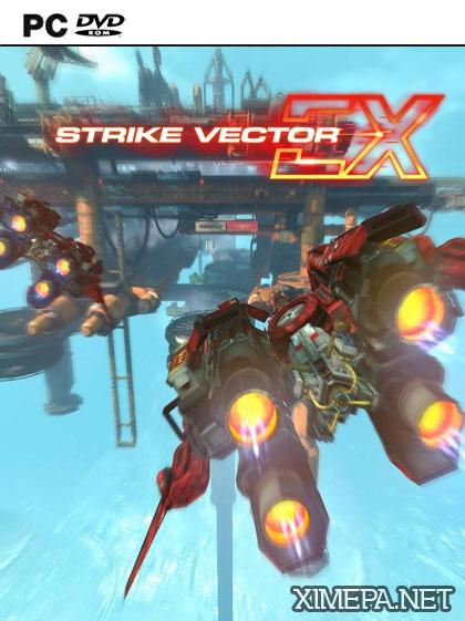 постер игры Strike Vector EX